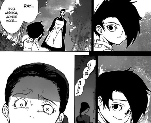 Isabella the promised neverland naruto Manga anime Anime y