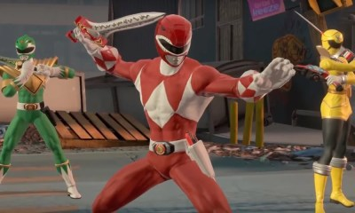 Confira o gameplay de 'Power Rangers: Battle for the Grid'