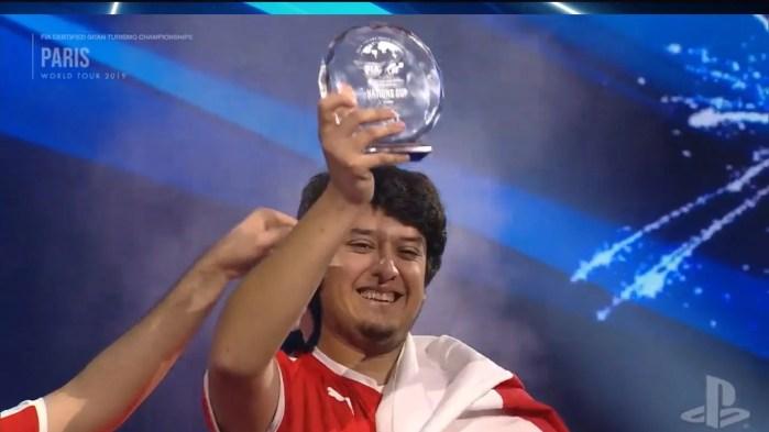 FIAGTC Paris | Nicolás Rubilar vence a Copa das Nações na França