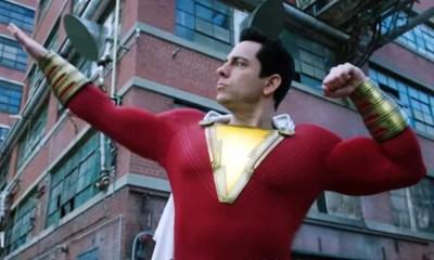 Shazam! | Divulgado o segundo trailer oficial do longa