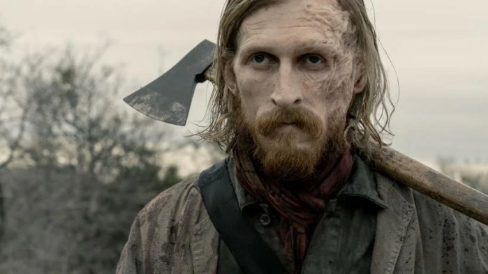 Austin Amelio em Fear The Walking Dead quinta temporada