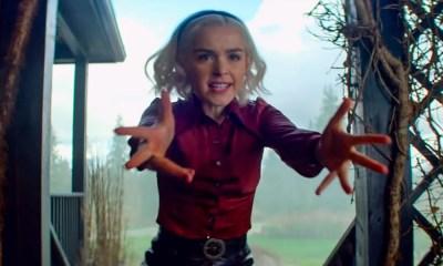 O Mundo Sombrio de Sabrina | Parte 2 ganha trailer e data de estreia