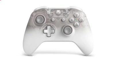 Phantom White | Microsoft lança novo joystick no mercado para Xbox One