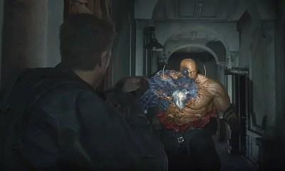 Resident Evil 2   Mod coloca Chris Redfield contra Nemesis no game