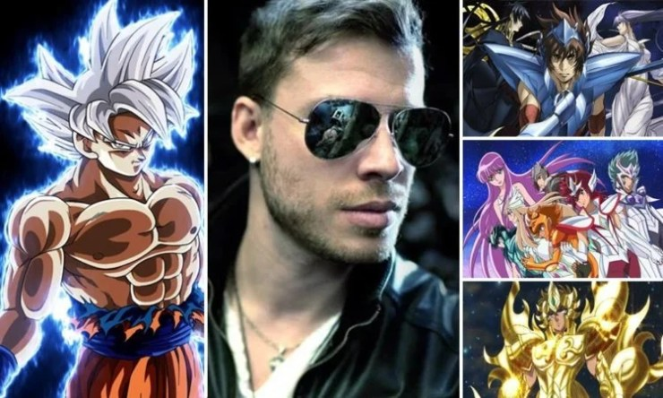 Entrevistamos Rodrigo Rossi, a poderosa voz da abertura de Dragon Ball Super