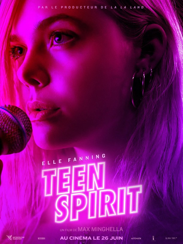 Teen Spirit | Elle Fanning solta a voz em novo filme. Ouça 'Dancing On My Own'