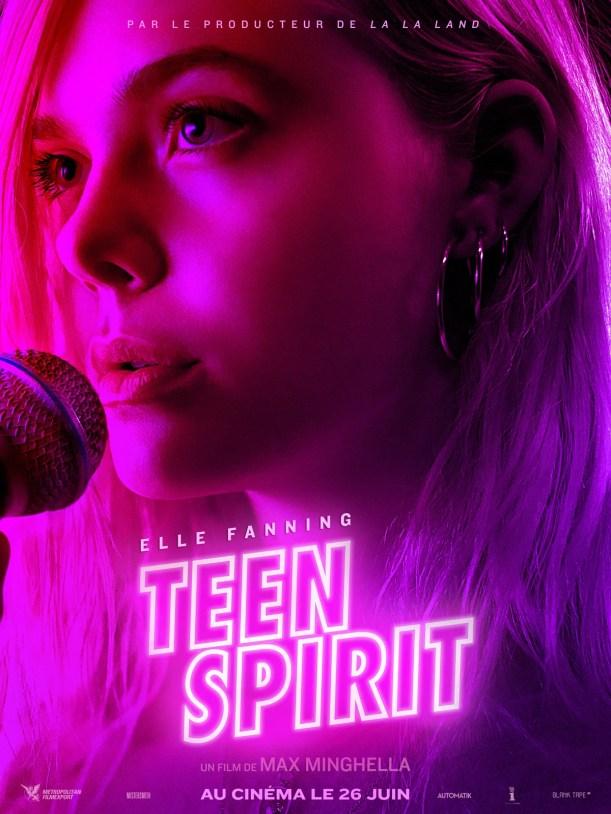 Teen Spirit | Elle Fanning solta a voz em novo filme. Ouça 'Dancing On My Own'