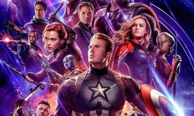 Vingadores: Ultimato | Novo poster traz Capitã Marvel em destaque