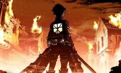 Estúdio de Attack on Titan produzirá anime original para a Netflix