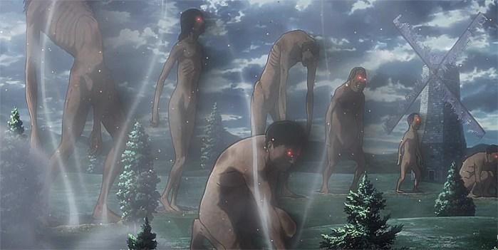 Attack on Titan | Mesmo fraco, episódio 50 anuncia guerra contra os titãs