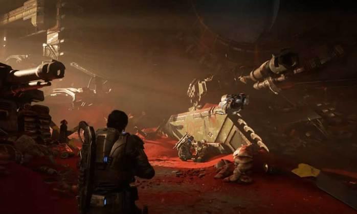 Gears 5   Microsoft pretende destacar o multiplayer durante evento