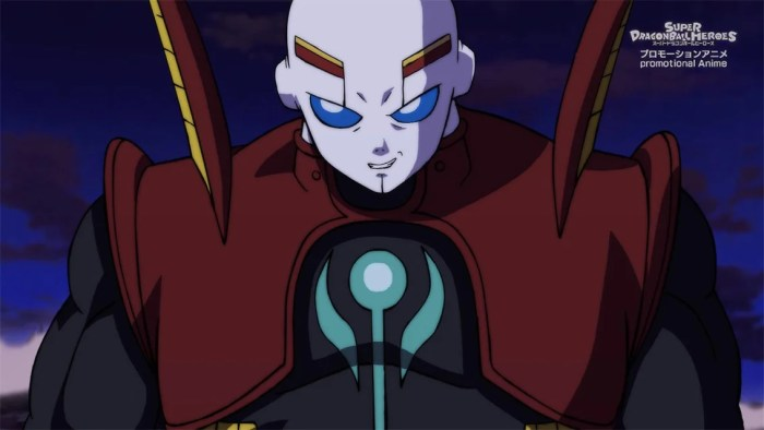Super Dragon Ball Heroes | Jiren será controlado por Kamin no episódio 10