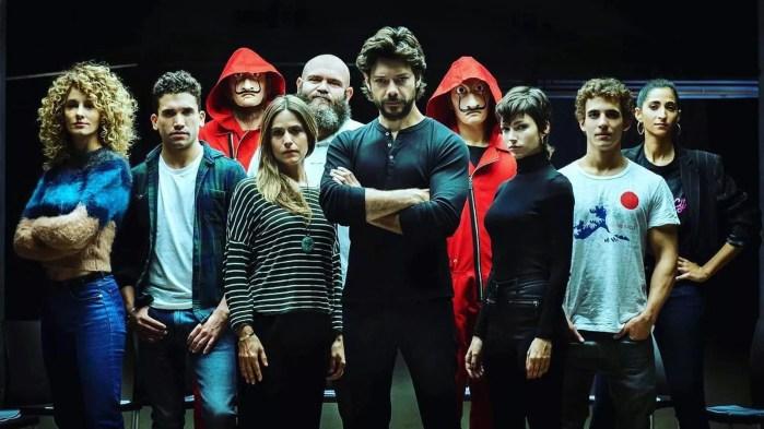 La Casa de Papel | 3ª temporada ganha trailer e data de estreia na Netflix