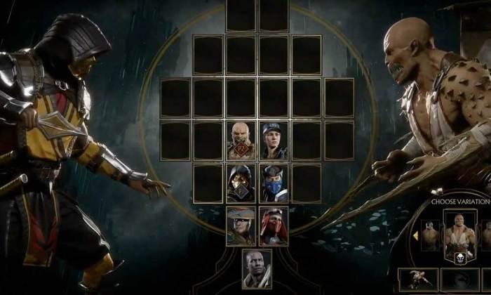 Mortal Kombat 11   Kitana se junta aos lutadores confirmados