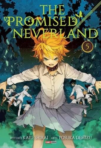 The Promised Neverland | 5º volume do mangá será lançado apenas em maio