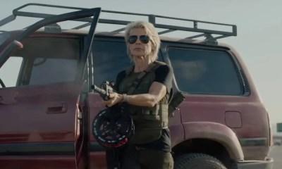 O Exterminador do Futuro: Destino Sombrio Trailer finalmente é revelado. Confira!