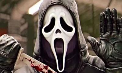 Ghost Face, de Pânico, chega em junho a Dead By Daylight
