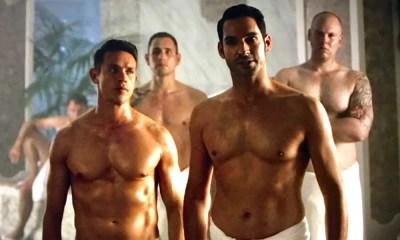Dia do Orgulho Nerd: Netflix destaca cena de Lucifer de toalha para comemorar data