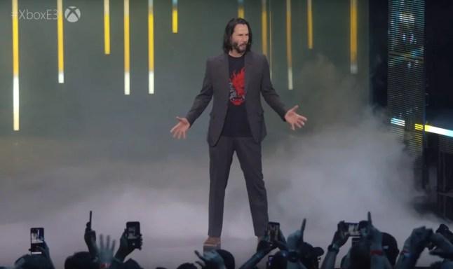 Cyberpunk 2077: Novo trailer revela participação de Keanu Reeves