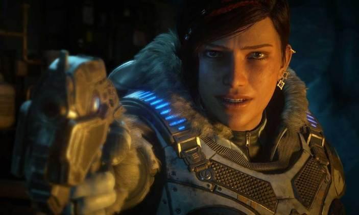 Jogos que vão aparecer na E3 - Gears 5