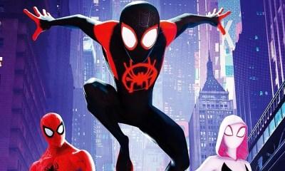 Homem-Aranha no Aranhaverso   Filme ganhará continuação