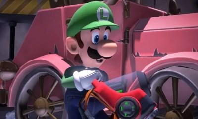 Luigi's Mansion 3: Gameplay é apresentado durante a E3 2019