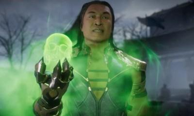 Mortal Kombat 11: Trailer revela DLC com Shang Tsung, Sindel, Nightwolf e mais