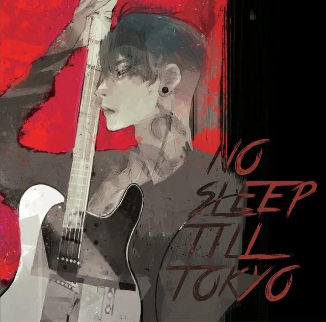 Sui Ishida Autor De Tokyo Ghoul Ilustra O Novo Album Do Cantor Miyavi