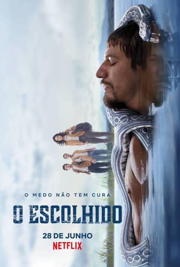 O Escolhido   Série brasileira da Netflix ganha trailer oficial