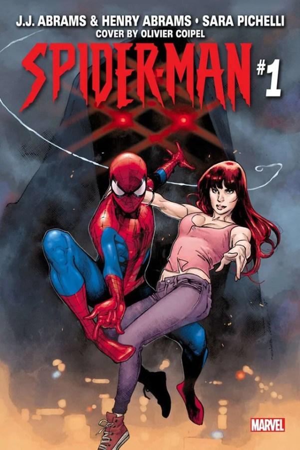 Homem-Aranha | Novo quadrinho por J.J. Abrams é anunciado oficialmente