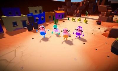 Must Dash Amigos | Jogo indie chega para Xbox One