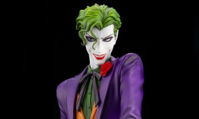 IKEMEN Statues | Figure do Joker é lançada pela Kotobukiya