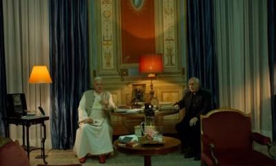 Dois Papas | Filme da Netflix de Fernando Meirelles ganha teaser e pôster