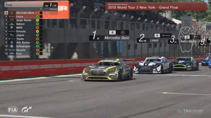 FIAGTC Nova York | Mercedes-Benz leva o Campeonato de Construtores