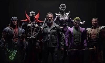 Mortal Kombat 11 | O Exterminador do Futuro e Coringa foram anunciados