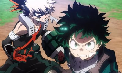 My Hero Academia HEROES:RISING | Confira o 1º trailer do novo filme