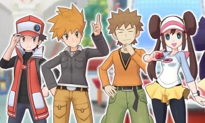 Pokémon Masters será lançado mundialmente neste mês de agosto