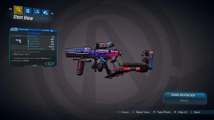 Uma pistola que atira som