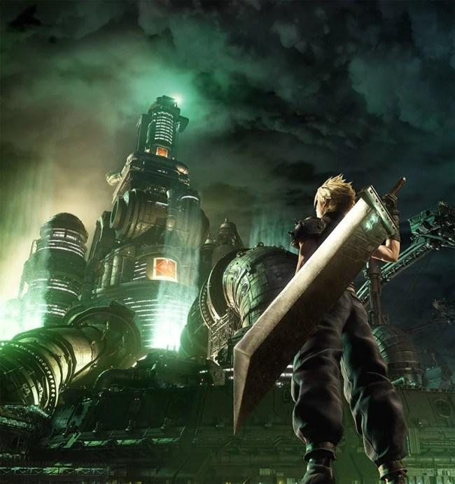 Final Fantasy VII Remake   Icônica imagem é refeita com gráficos atuais