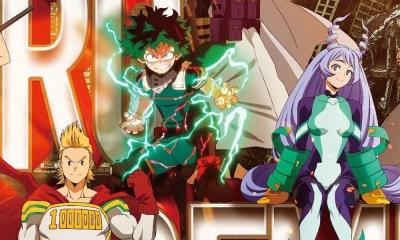 My Hero Academia | Novos personagens da 4ª temporada são revelados