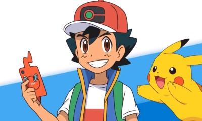 Pokémon   Novo anime reboot ganha teaser e detalhes da história
