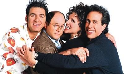 Netflix compra os direitos de exibição da série Seinfield