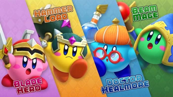 Super Kirby Clash   Nintendo lança novo jogo da franquia para o Switch
