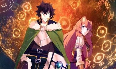 The Rising of the Shield Hero | 2ª e 3ª temporadas do anime já estão em produção