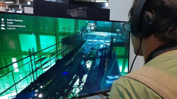 BGS 2019 | Testamos a demo de Final Fantasy VII Remake. Saiba o que achamos
