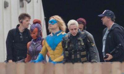 Esquadrão Suicida | Fotos dos bastidores mostram personagens com uniformes