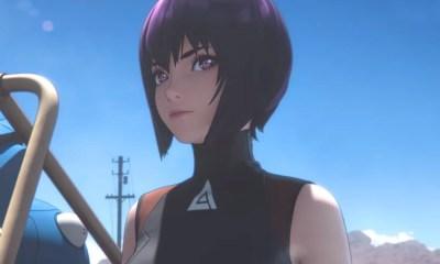Ghost in the Shell: SAC_2045 | Anime em CGI da Netflix ganha teaser