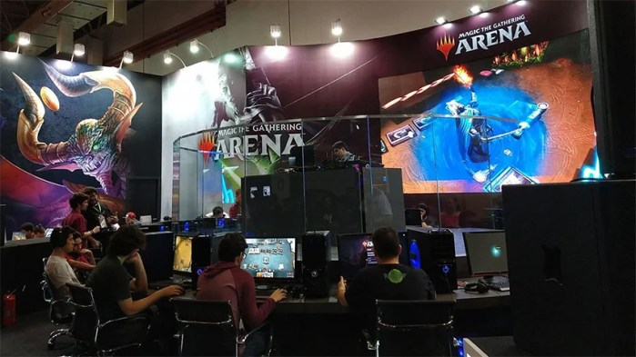 Magic: The Gathering Arena estará de volta na Brasil Game Show 2019