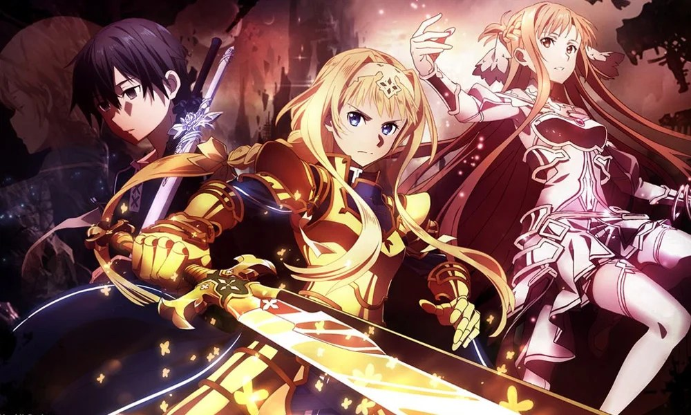 Sword Art Online: Alicization – War of Underworld Episódio 12 (HD)
