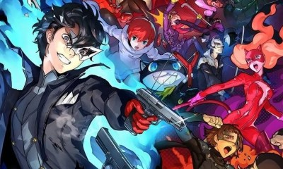 Persona 5 Scramble: The Phantom Strikers | Atlus disponibiliza novo trailer do game